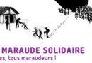 Maraude géante en soutien aux migrant-es à Montgenèvre le 15 mars