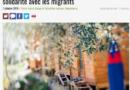 Article Reporterre – La communauté agricole Emmaüs Roya cultive la solidarité avec les migrants