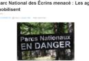 [Son] Reportage Radio Ram – Le Parc National des Écrins menacé : Les agents se mobilisent