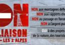 [Pétition] Non à la liaison Alp d'Huez – Les 2 Alpes