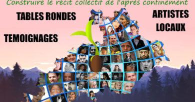 """""""Les Alpes d'Après"""" le festival haut-alpin 100% en ligne ce dimanche 26 Avril"""