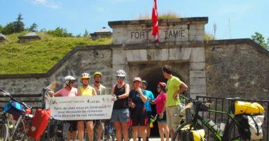 L'Aventure de proximité à Vélo avec l'association V.E.L.O à vélo